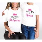 Queen & Princess