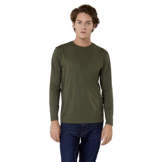 B&C #E150LSL μακρυμάνικο μπλουζάκι