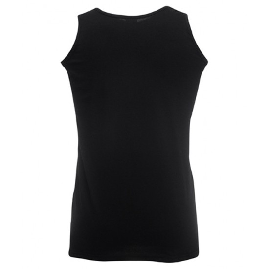 FRUIT of the LOOM VALUEWEIGHT ATHLETIC VEST 100% BAMB.