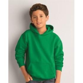 GILDAN 18500B Μπλούζα Φούτερ παιδική με κουκούλα