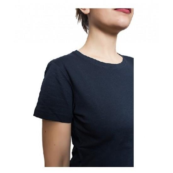 Γυναικείο μπλουζάκι φλάμα ελληνικής ραφής Crystal