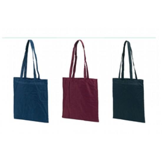 Τσάντα πάνινη χρωματιστή